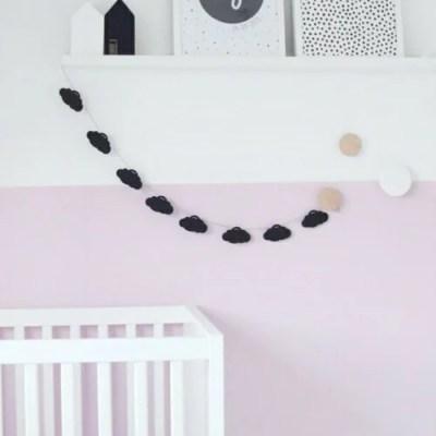 Wolkenslinger babykamer