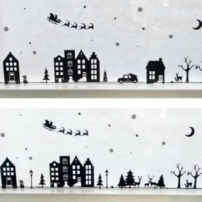 DIY Straatje kerst en winter