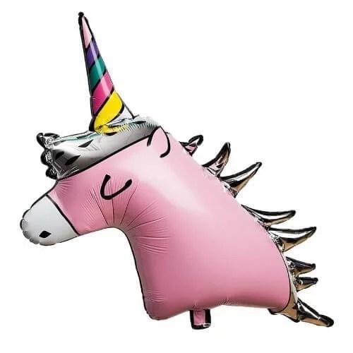 Ballon eenhoorn feestje unicorn