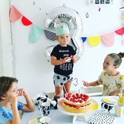 Verjaardagshirts
