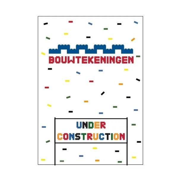 Bewaarbundel lego boekjes bouwtekeningen