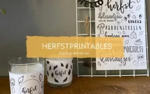 Herfstprintables