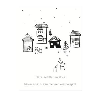 Kerstkaarten en posters