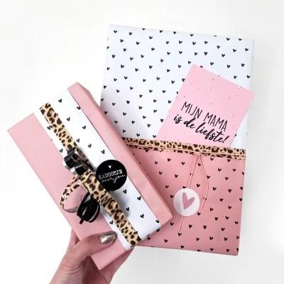 cadeautjes mooi inpakken