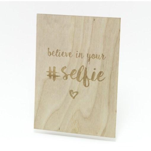 Believe in your selfie, MIEKinvorm, Beavers Woodland, Liefsvanlauren.nl