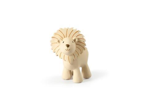 Leeuw van Tikri, mijn eerste zoodiertjes natuurrubber