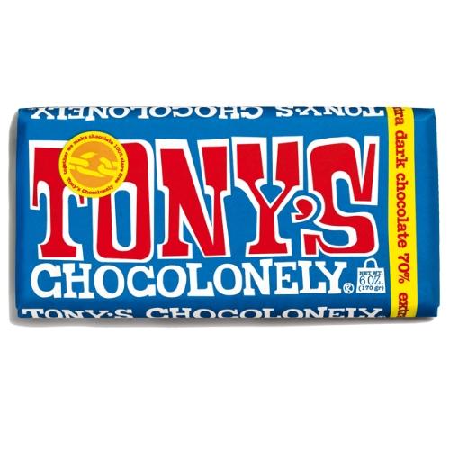 Tony's Chocolonely Puur chocolade Reep