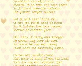 Goud, opvoeden, genieten, herkenbaar Lentezoet -liefsvanlauren.nl