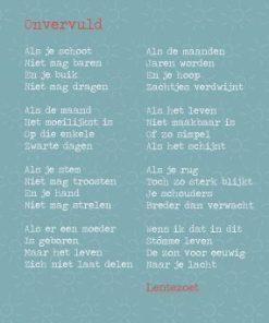 Onvervuld, kinderwens, ongewenste kinderloosheid Lentezoet -liefsvanlauren.nl