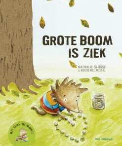 Grote boom is ziek, Nathalie Slosse, prentenboek, kanker, liefsvanlauren.nl