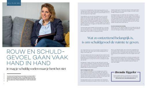 Nel, uitgave nr. 2, tijdschrift, Maartje Lutte, magazine, liefsvanlauren.nl