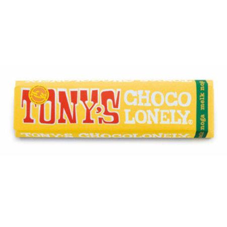 tony's chocolonely, mini reep, melk noga, lekker, Fairtrade, liefsvanlauren.nl