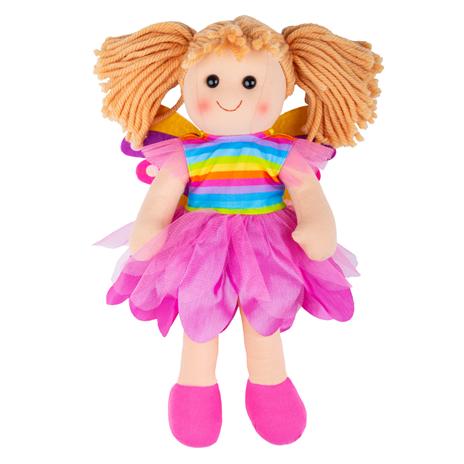 regenboog pop chloe, bigjigs, regenboog, feeen pop, liefsvanlauren.nl