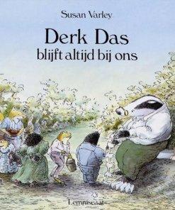 Derk Das blijft altijd bij ons, boek over afscheid, liefsvanlauren.nl