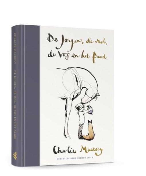 De jongen, de mol, de vos en het paard, boek, Charlie Macksey, levenslessen, liefsvanlauren.nl