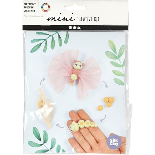Knutselset vlinder, mini creative kit, butterfly, liefsvanlauren.nl