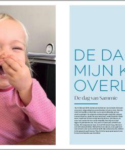 Nel magazine nr. 3, NEL 3, Never Ending Love, tijdschrift overleden kindjes, rouw, magazine voor ouders, liefsvanlauren.nl