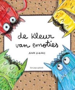 De kleur van emoties, prentenboek, Anna Llenas, emoties herkennen, liefsvanlauren.nl
