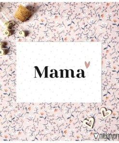 mama kaart, miekinvorm, liefde voor moeders, liefsvanlauren.nl