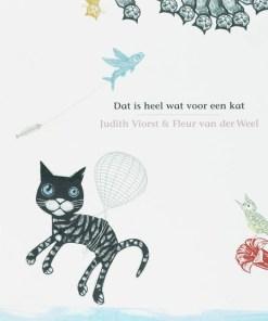 Dat is heel wat voor een kat, Judith Viorst, Fleur van der Weel, rouwverwerking, prentenboek, huisdier, liefsvanlauren.nl