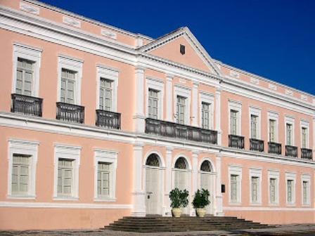 Palácio da Cultura Pinacoteca