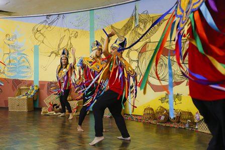 Encerramento Curso de Folclore 2015. Foto Moraes Neto