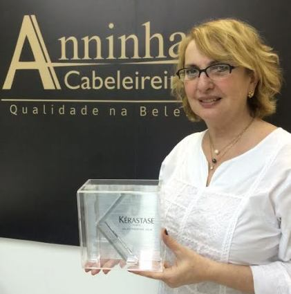 Anninha Melo passa a fazer parte do seleto Grupo Premium em Expert K