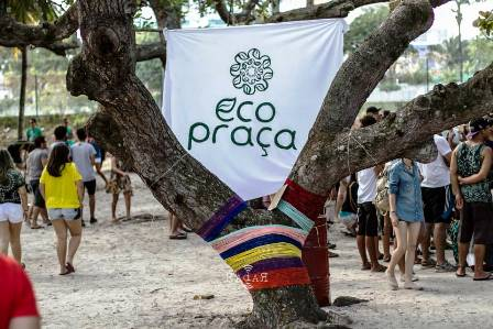 Eco Praça - Ruda Melo