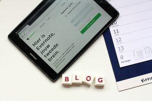 Tips om bloggen makkelijker te maken
