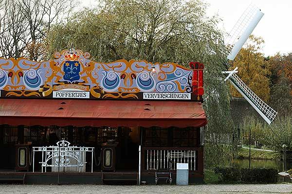 Poffertjeskraam Openluchtmuseum Arnhem