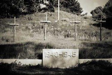 Monument Tweede Wereldoorlog Waalsdorpervlakte