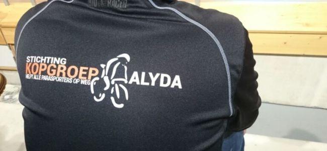 Kopgroep Alyda, WKParacycling2015
