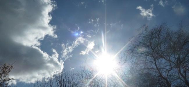 1e Paasdag 2015,zon,buiten