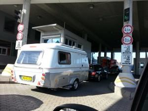 caravan,Stenaline,Zweden
