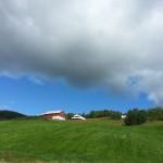 blauw, groen en een dikke wolk kl