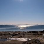 Zweden,Tjörn,zon,zee,wolken,Berga,2015,dankbaar