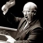Chroetsjov, Kennedy,schoen,Cuba