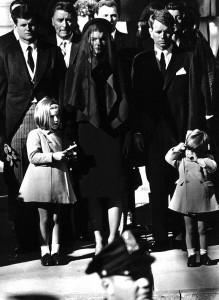 begrafenis John Kennedy, 25-11-63