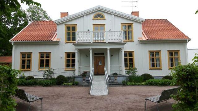 Zweden,Näs,geboortehuis,Astrid Lindgren,mei,2016