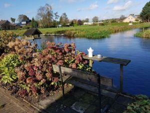 Wandelrondje: langs de Opsterlandse Compagnonsvaart inclusief theeservies