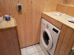Een nieuwe zelfdenkende wasmachine