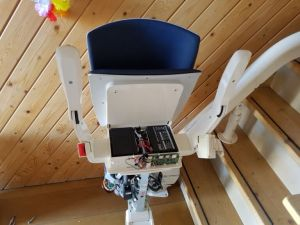 Traplift - computer
