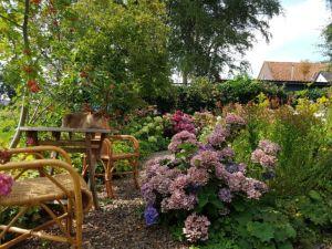 'Mijn landgoed' in de hitte, de zomer en de nazomer