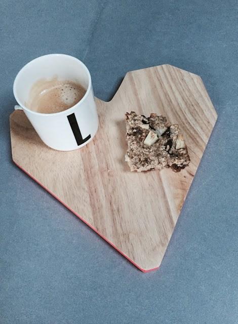Havermout-appeltaart Liesellove