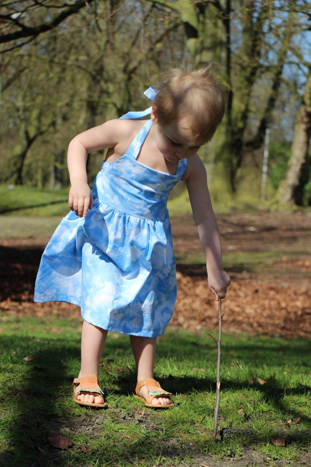 Eryn's Dresses Lieveke en zus Liesellove Blogtour