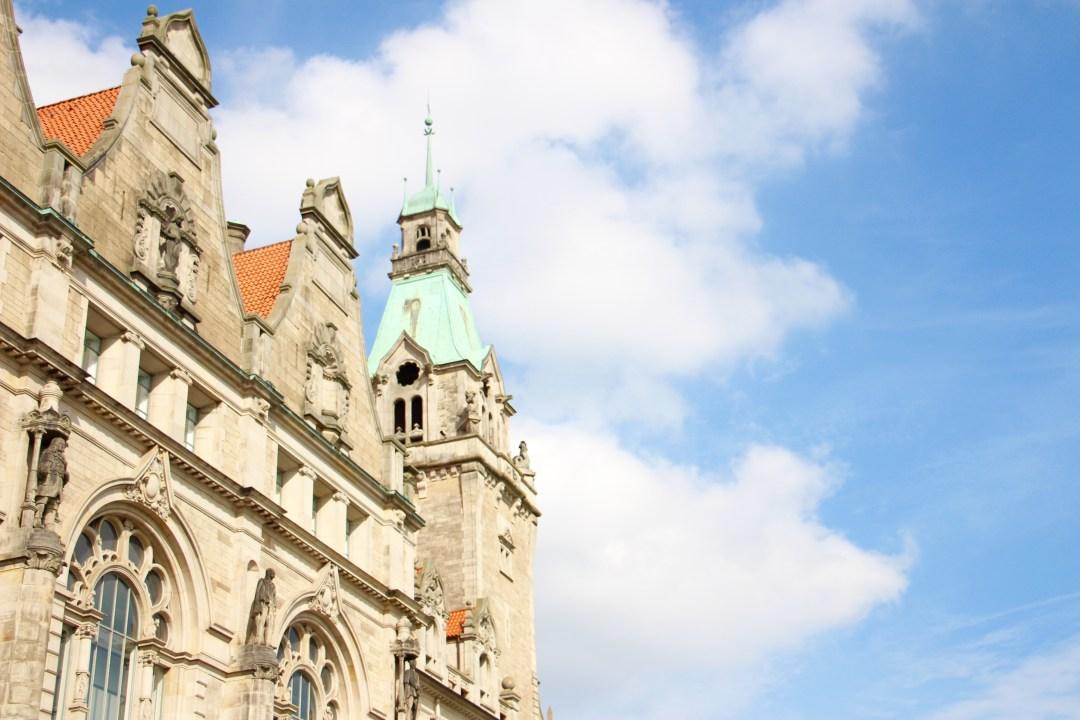 Berlijn met de auto: stoppen in Hannover