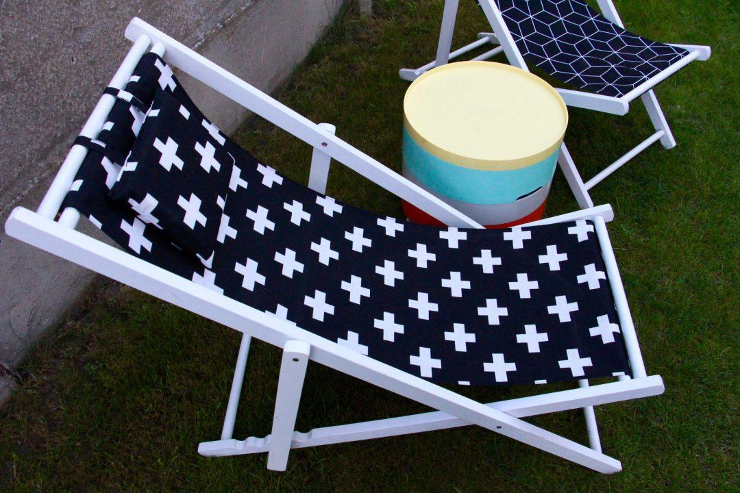 Strandstoel naaien
