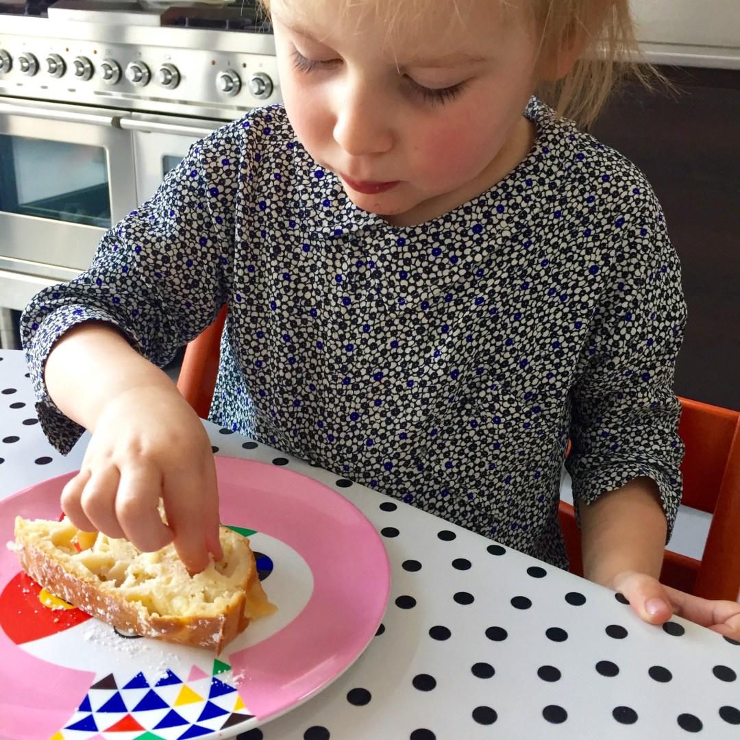 Appel-yoghurtcake