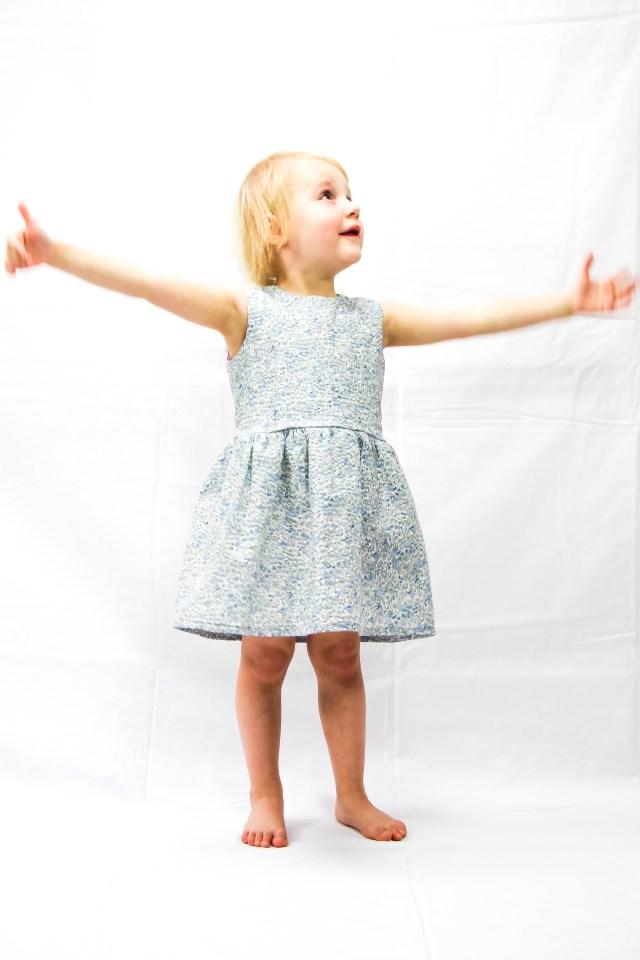 Tinny Dress StraightGrain