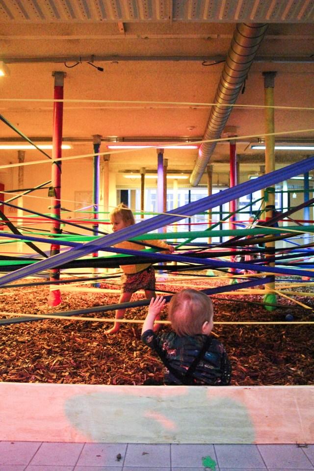 Playground Antwerpen binnenspeeltuin